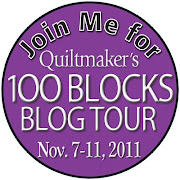 100 Block Blog Tour