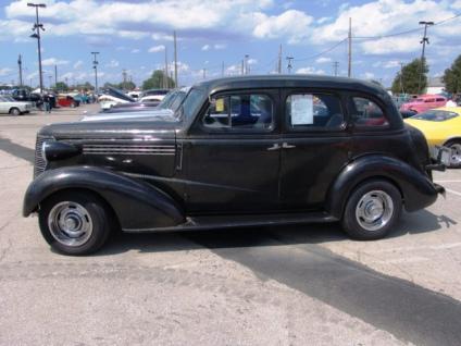 1938 chevrolet 4 door sedan