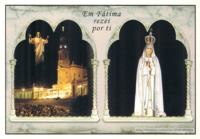 Nossa Senhora de Fátima (Our Lady of Fátima)