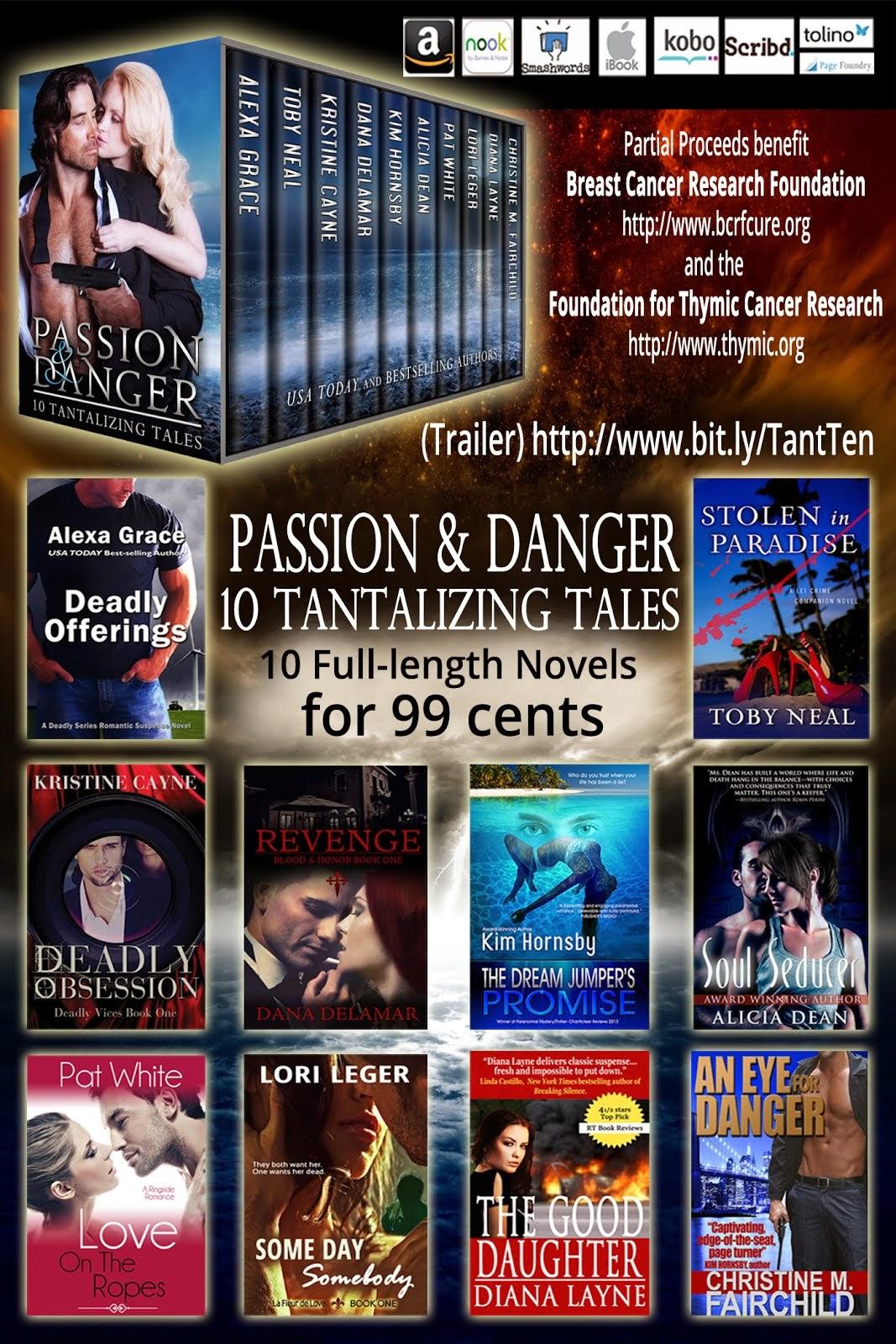 Passion & Danger