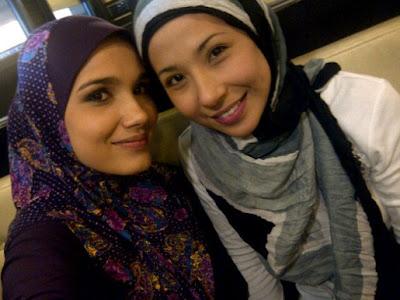 irma hasmie bertudung hijab