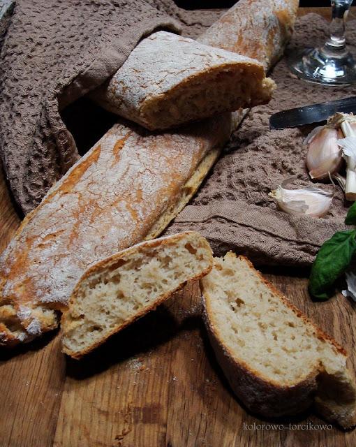 bagietki chlebowe