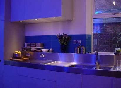 Las luces led - Luces led cocina ...
