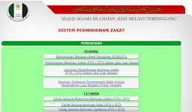 Permohonan Bantuan Zakat Maidam Terengganu Tarikh Tutup 31 Mac