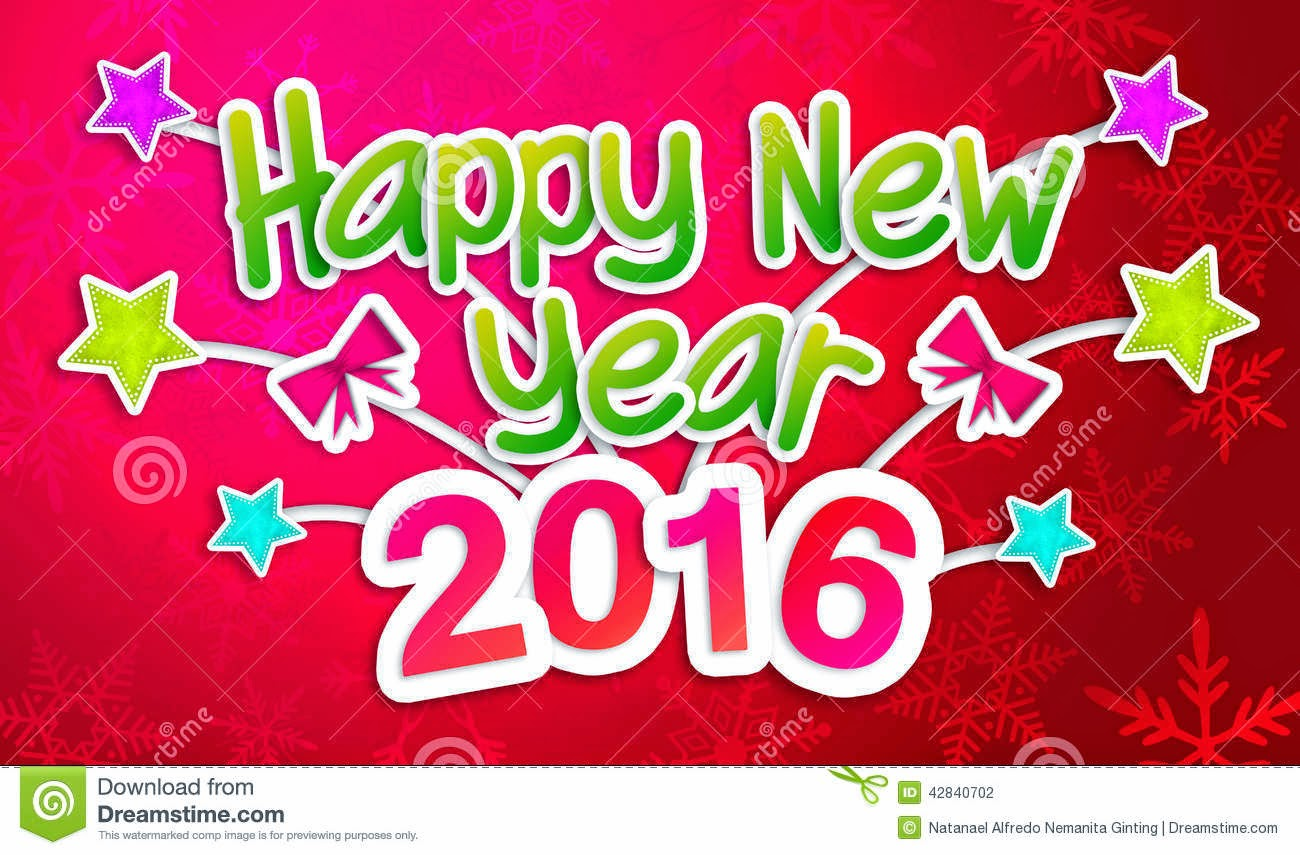New year 2016 new year greetings wishes for whatsapp facebook kristyandbryce Image collections