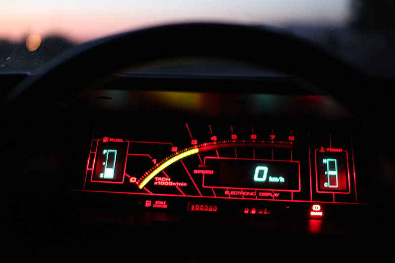 Did Bmw Ever Make An E30 Digital Cluster Like The Vw