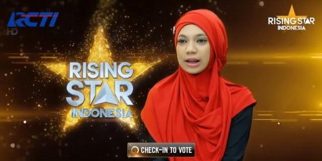 Indah Nevertari Bikin Heboh Lewat Lagu Nirmala Siti Nurhaliza