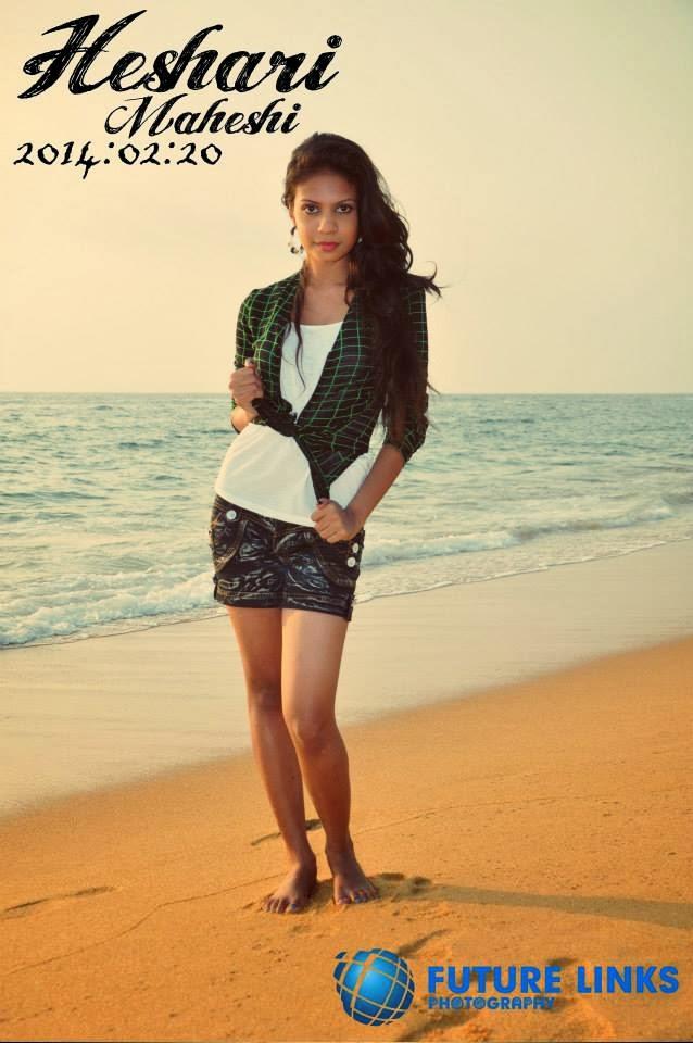 Heshari Maheshi hot sl model
