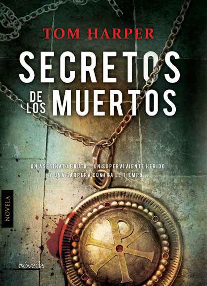 Secretos de los muertos – Tom Harper