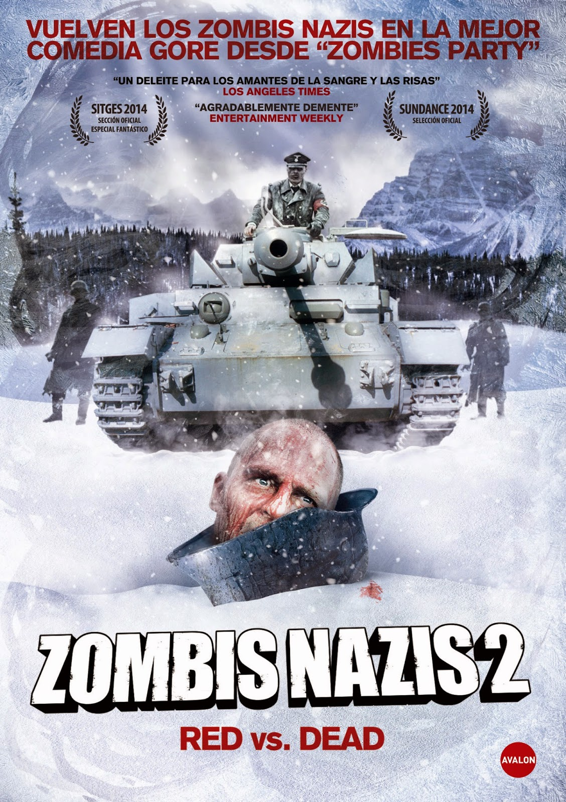 Zombies Nazis 2