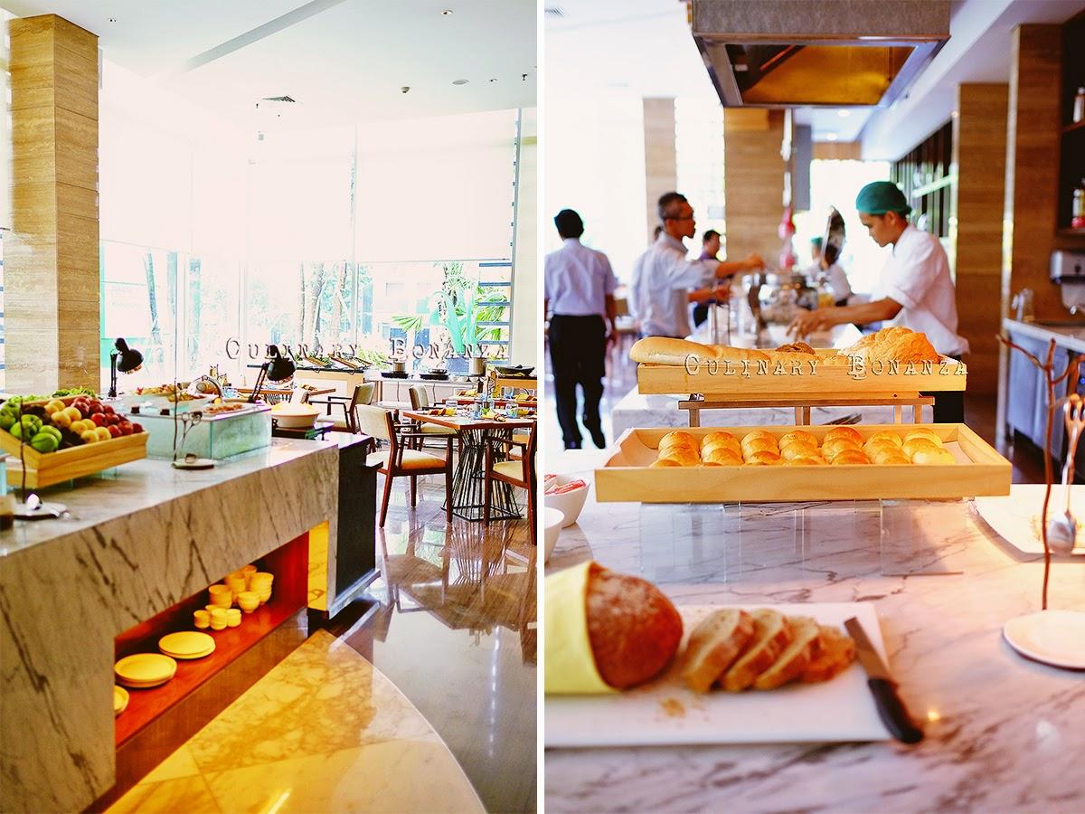 Botany Restaurant at Holiday Inn Jakarta Kemayoran