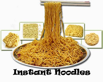 TIPS TO MAKE HEALTHY FOOD INSTANT NOODLES