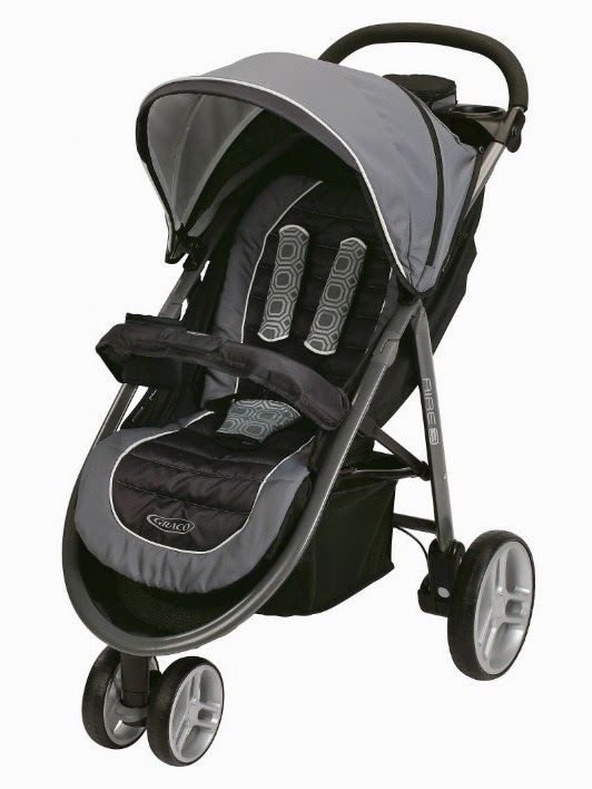 Graco Aire3 stroller