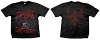 GODS OF DEATH TS - Short sleeve