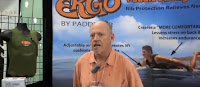 Dave Hilts Describing the Ergo Bali Green Vest