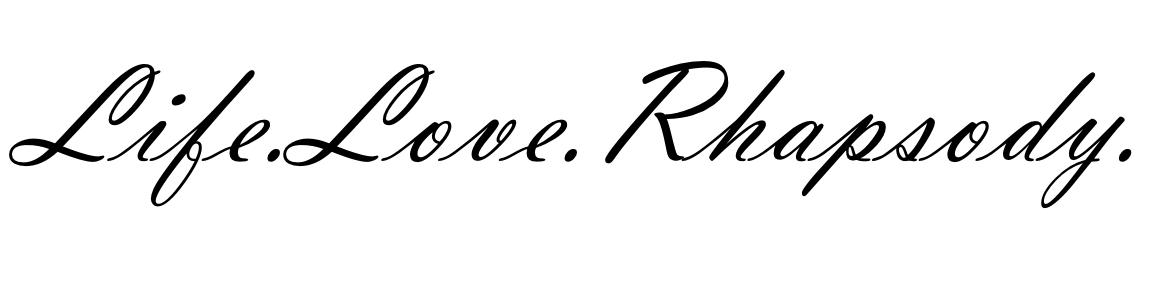 Life.Love.Rhapsody.
