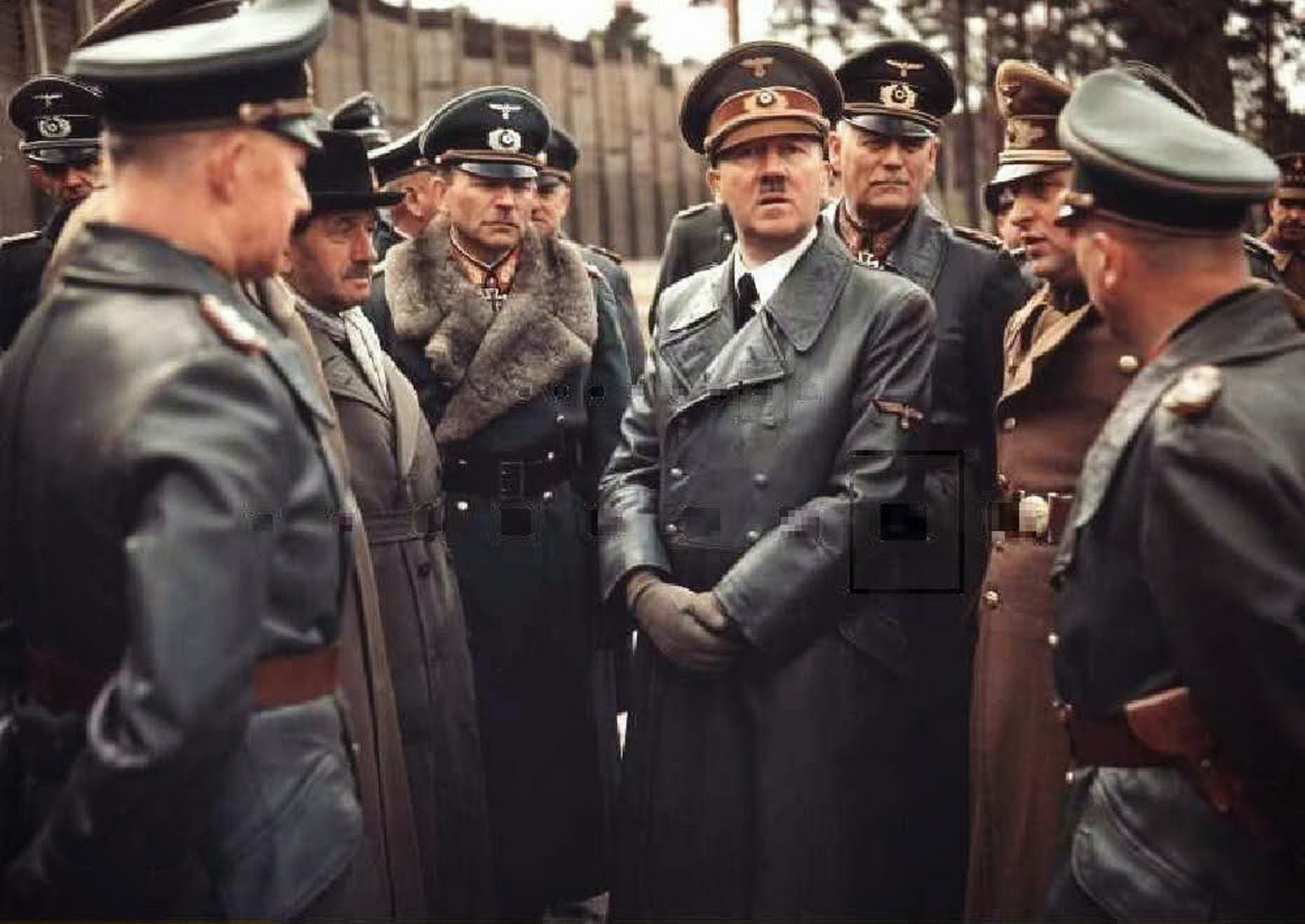world war ii and adolf hitler #1 hitler's mercedes benz 770k: $10 million this is the car that chauffeured adolf hitler through the hordes of adoring germans and nazi supporters before and during world war ii.