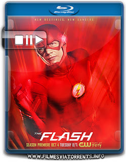 The Flash 3ª Temporada Dublado