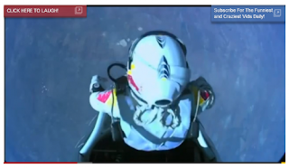 Felix Baumgartner's Space Jump Breaks YouTube Records