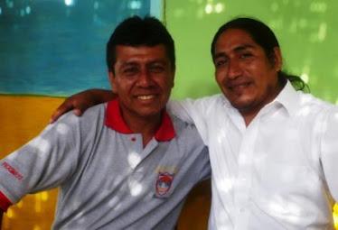 Carlos Vasquez Prentice y Carlos Godoy