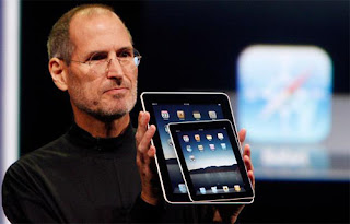 steve jobs ipad mini