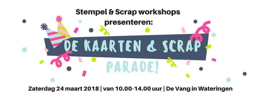 Kaarten & Scrap Parade