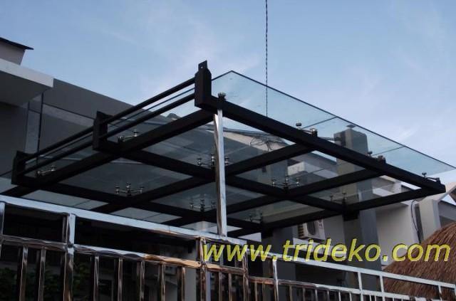 kanopi kaca canopy kaca spider kaca atap kaca canopy