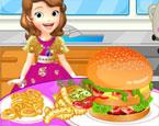 Sofia İlk Hamburger Yeni