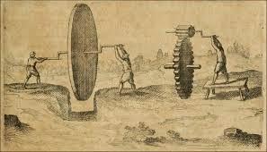 Maquina del movimiento de Robert Fludd