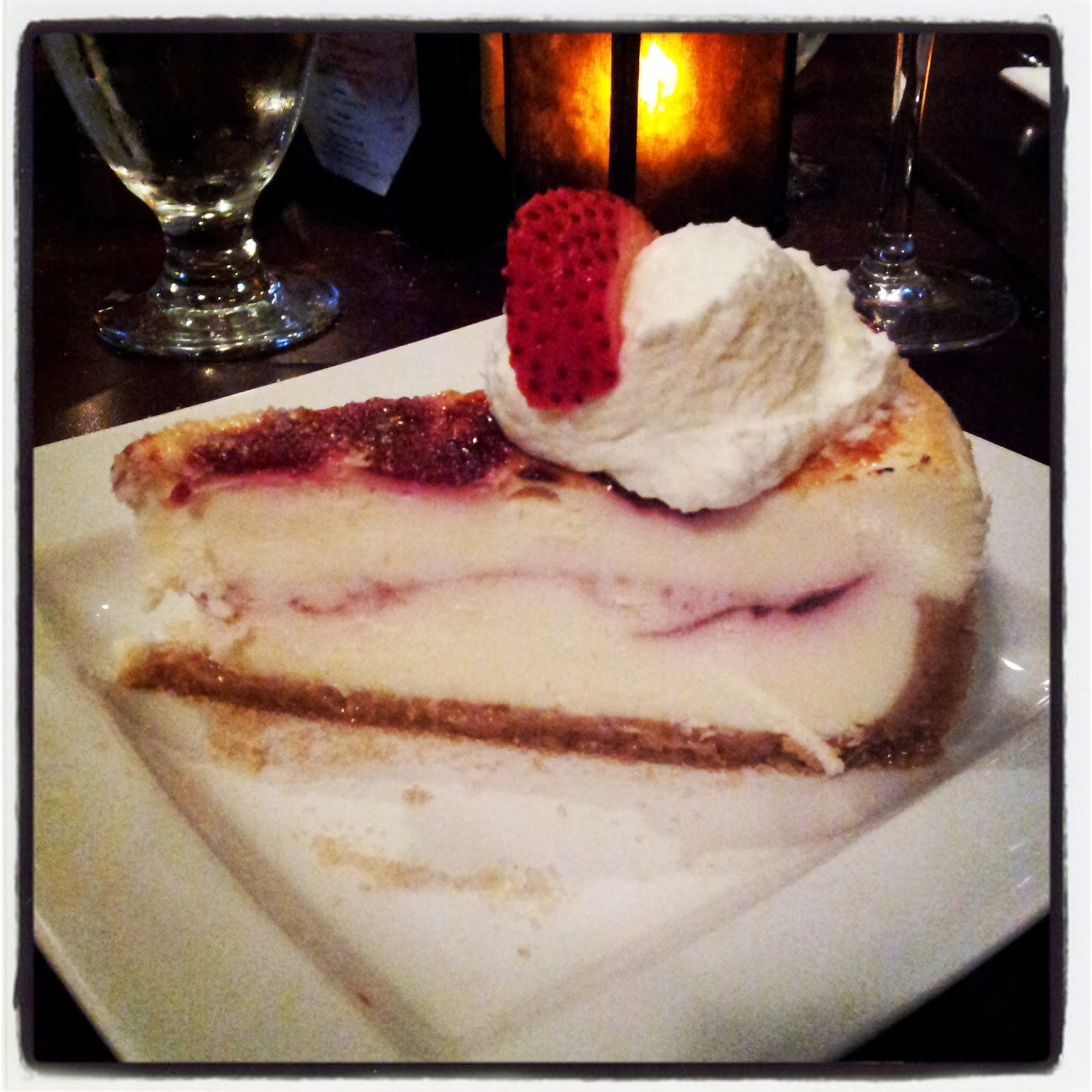 Cheesecake - 75 Chestnut, Beacon Hill, Boston