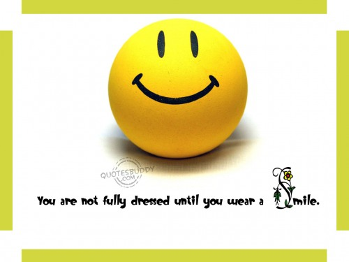Kerana Senyummu Mendamaikan Hati