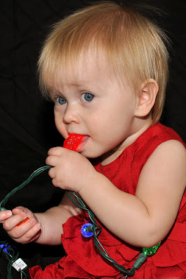 Picture of naughty child with beautiful expression