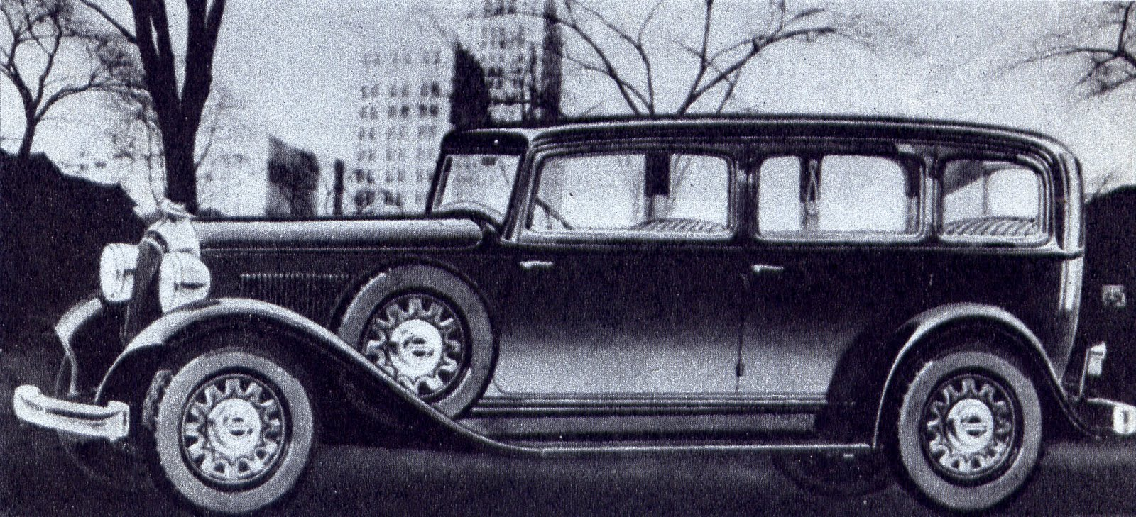 Old Cars Canada: 1932 Plymouth