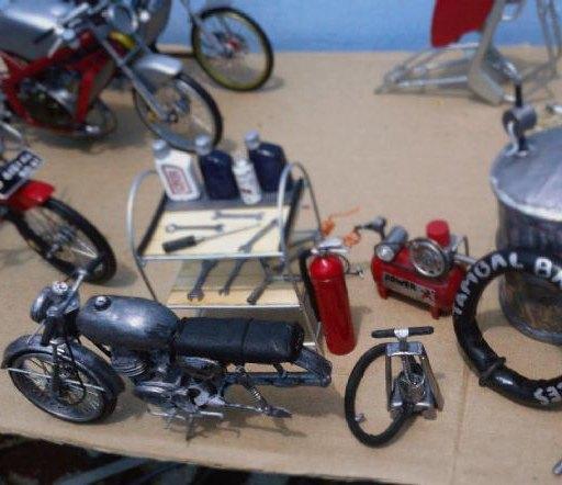 Miniatur Gokil