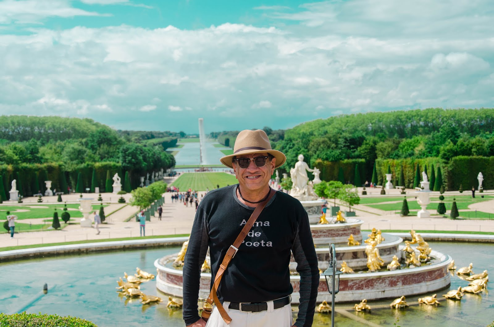 JARDIM DE VERSALHES - PARIS