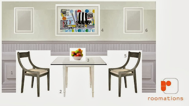 Artful Dining Style Board