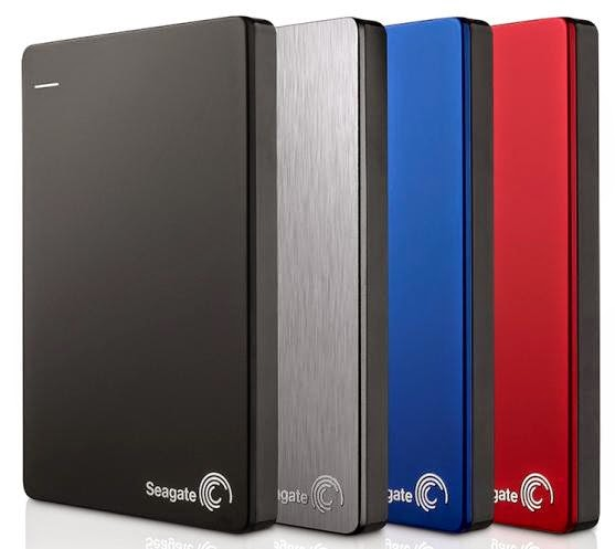 Seagate Backup Plus Slim, Thinnest 2TB External Hard Drive