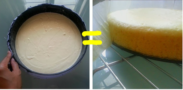 how to bake even-level cake
