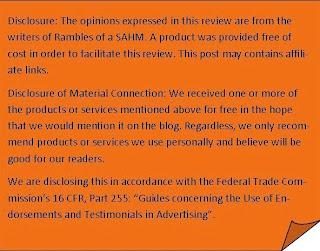 disclosure of materials