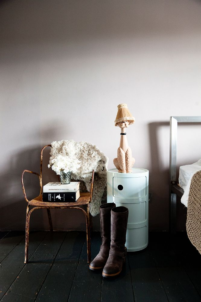 Mix And Chic Home Tour Abigail Aherns Quirky And