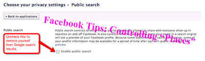 "Facebook Tips: Controlling ""Places"""