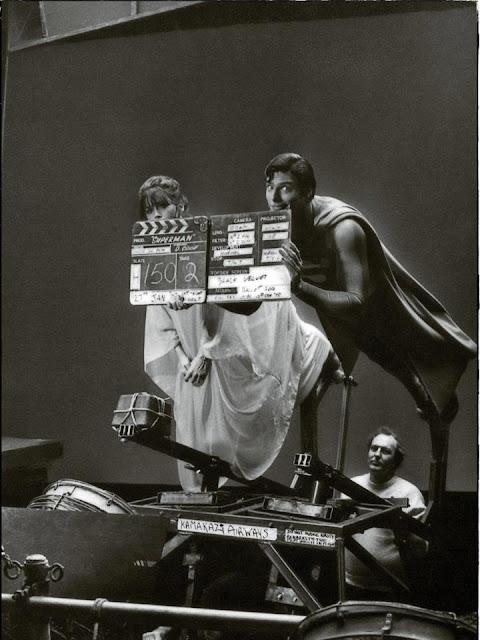 superman rodaje