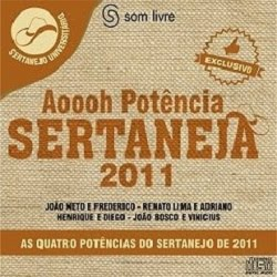 Download Aoooh Potencia Sertaneja 2011