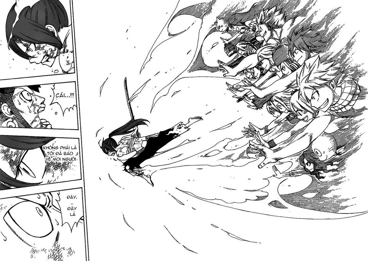 TruyenHay.Com - Ảnh 14 - Fairy Tail Chap 237