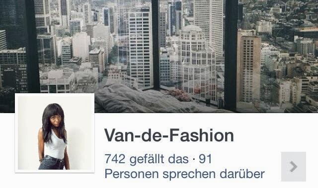 VAN-DE-FASHION FACEBOOK