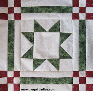 how to do a star quilt