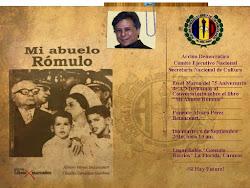 Acto Nacional de nuestra Secretaría para el #75AniversarioAD