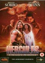 Hercules e O Labirinto do Minotauro
