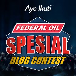 Federal Oil Spesial Blog Contest