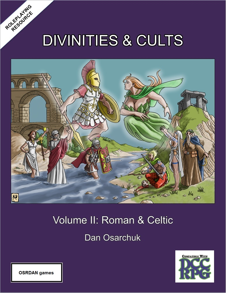 Click for Volume II for DCC RPG!